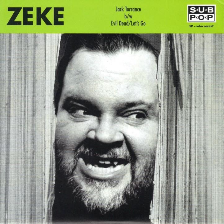 Zeke,  Subpop Records, 2000